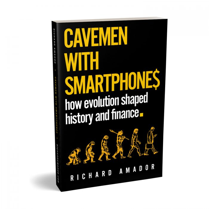Cavemen With Smartphones