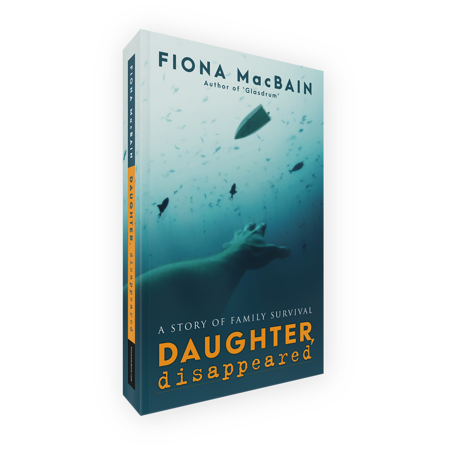 'Daughter, Disappeared' is a Tunisian-set dramatic novel, by author Fiona MacBain. The book cover & interior were designed by Mark Thomas, of coverness.com. To find out more about my book design services, please visit www.coverness.com.