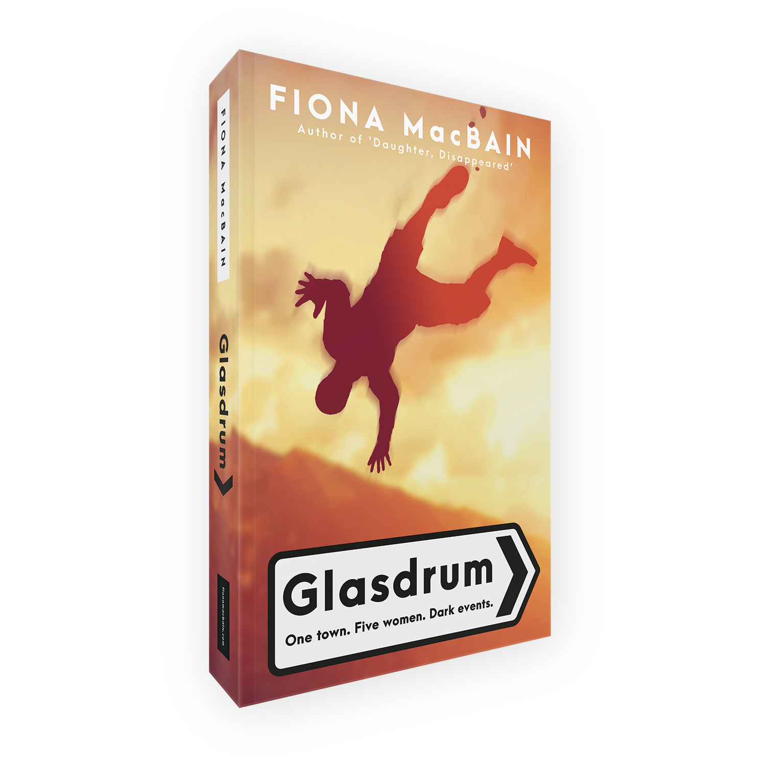 'Glasdrum' is a darkly-humoured thriller, set in the Highlands of Scotland, by author Fiona MacBain. The book cover & interior were designed by Mark Thomas, of coverness.com. To find out more about my book design services, please visit www.coverness.com.