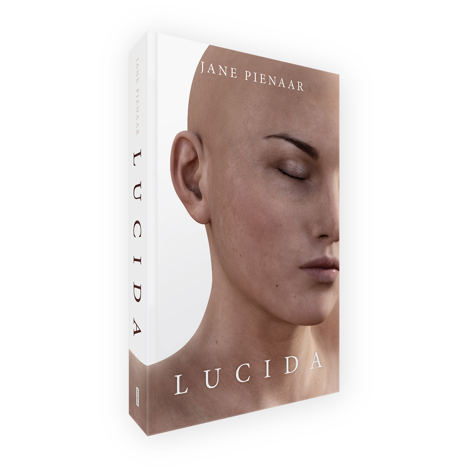 'Lucida' is a bespoke cover design for a modern scifi novel. The book cover was designed by Mark Thomas, of coverness.com. To find out more about my book design services, please visit www.coverness.com.