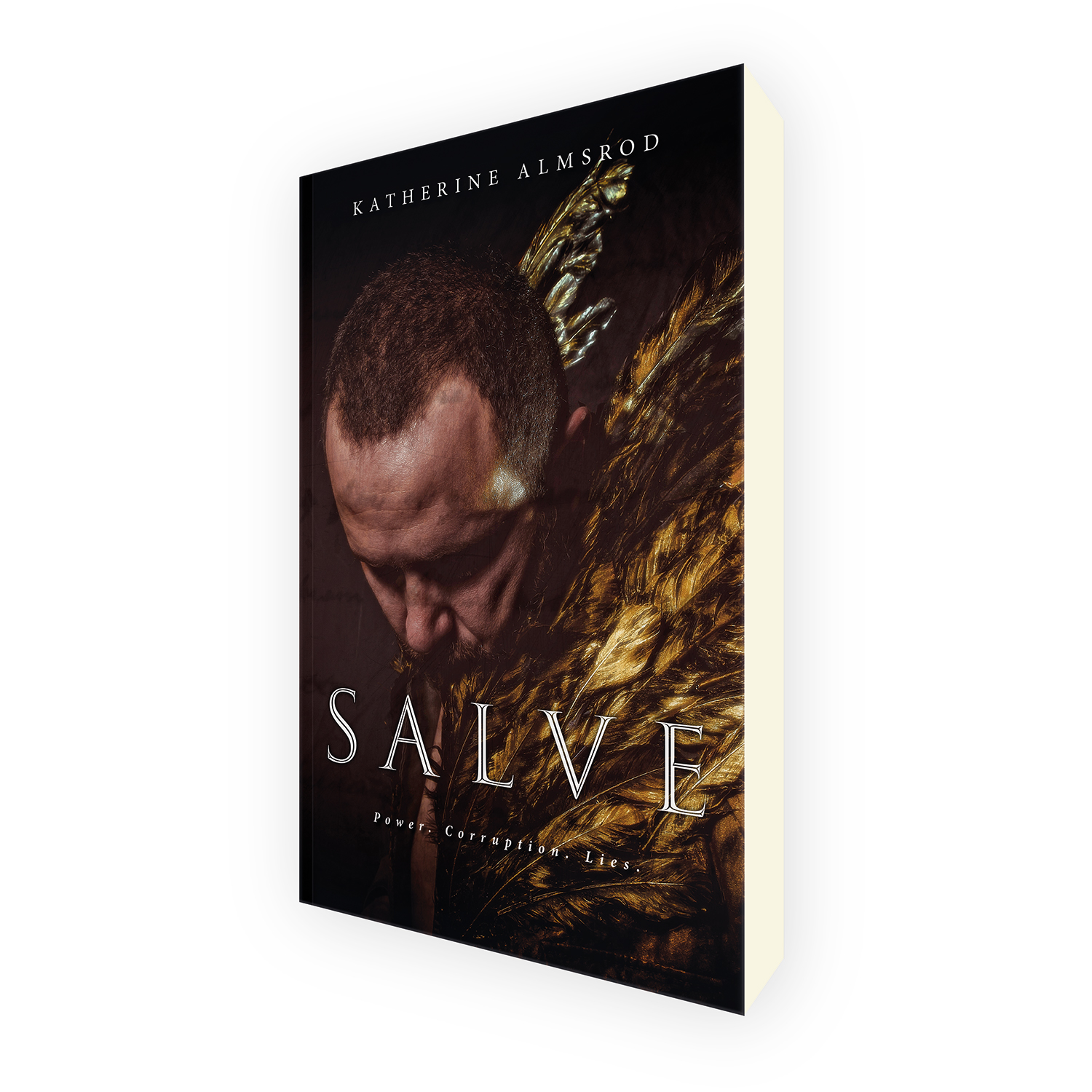 'Salve' is a bespoke cover design for a historical novel. The book cover was designed by Mark Thomas, of coverness.com. To find out more about my book design services, please visit www.coverness.com.