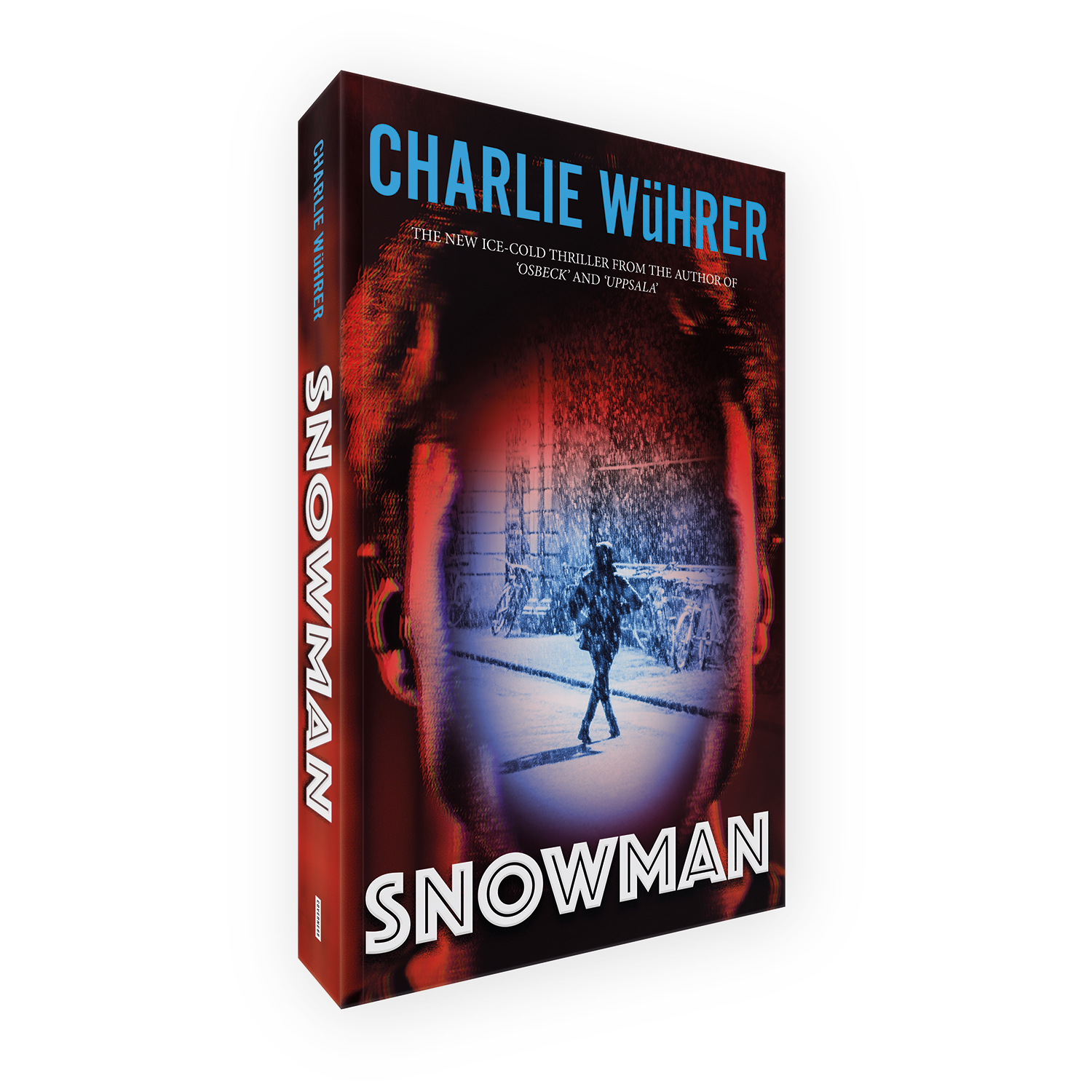 'Snowman' is a bespoke cover design for a modern thriller novel. The book cover was designed by Mark Thomas, of coverness.com. To find out more about my book design services, please visit www.coverness.com.