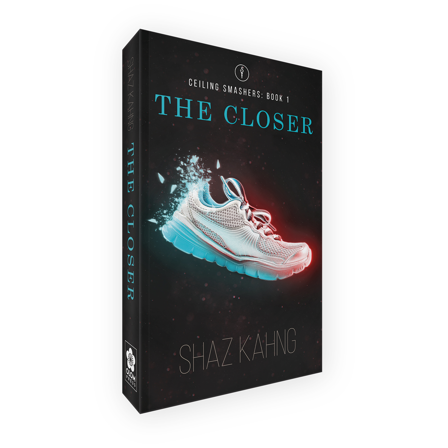 'The Closer' is a female-focussed novel set in the corporate world, by author Shaz Kahng. The book cover and interior were designed by Mark Thomas, of coverness.com. To find out more about my book design services, please visit www.coverness.com.