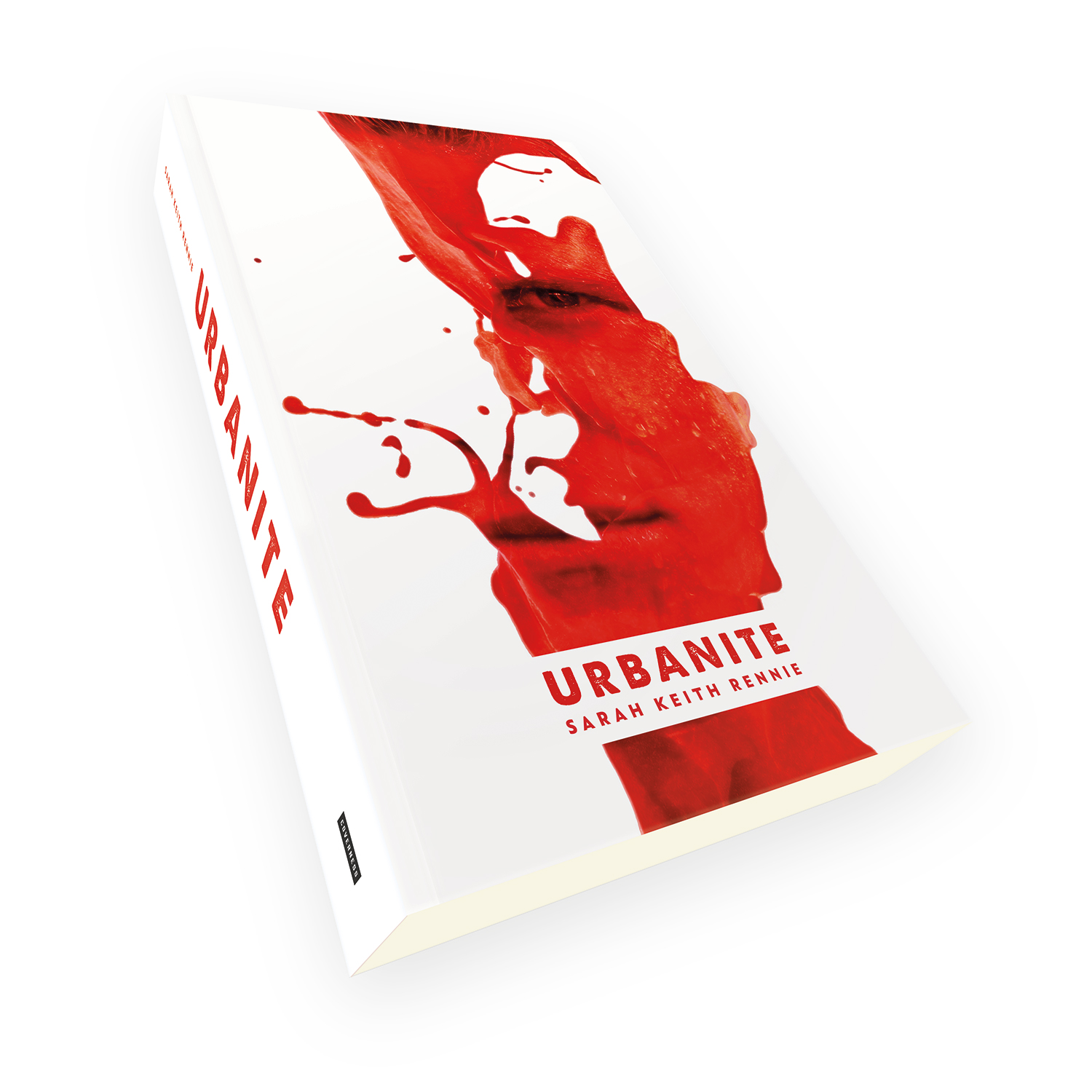 'Urbanite' is a bespoke cover design for a modern horror thriller. The book cover was designed by Mark Thomas, of coverness.com. To find out more about my book design services, please visit www.coverness.com.