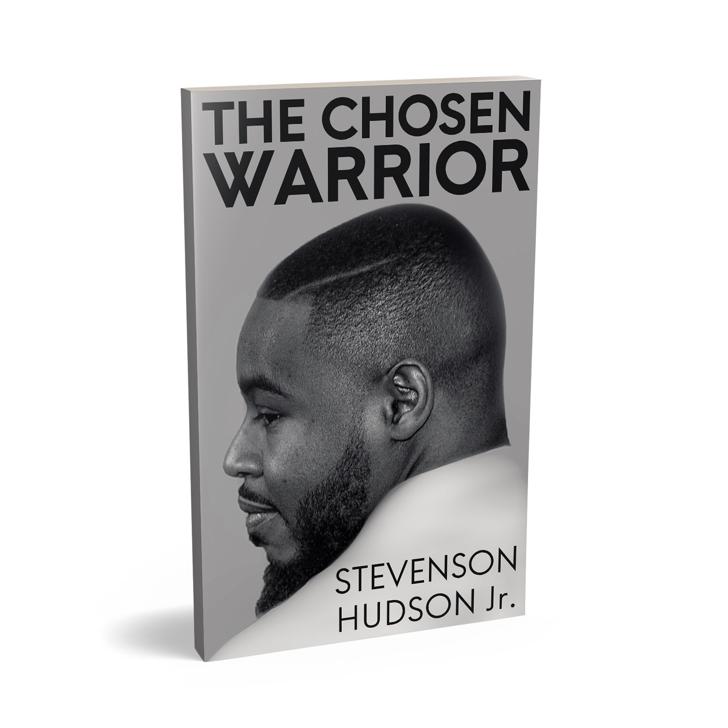 'The Chosen Warrior' is a powerful social memoir, by Stevenson Hudson Jr. The book cover and interior were designed by Mark Thomas, of coverness.com. To find out more about my book design services, please visit www.coverness.com.