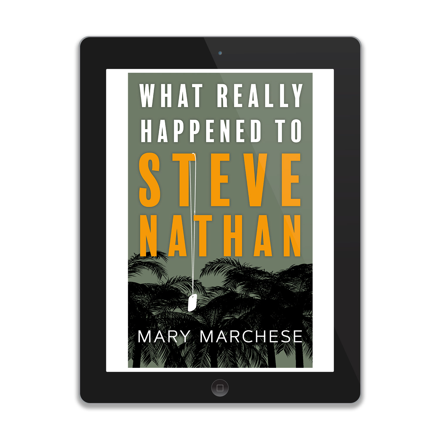 'What Really Happened To Steve Nathan' is a telling family mystery, set against the backdrop of the Vietnam War, by Mary Marchese. The book cover and interior were designed by Mark Thomas, of coverness.com. To find out more about my book design services, please visit www.coverness.com.