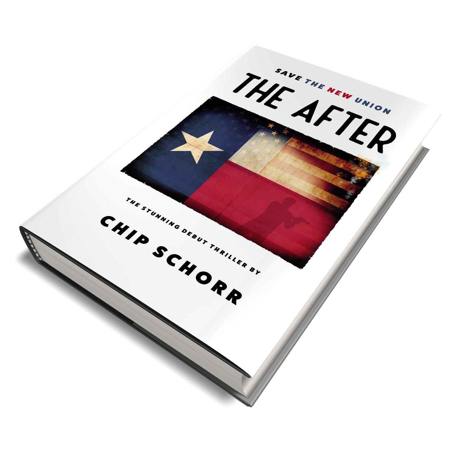 'The After' is a breakneck conspiracy thriller novel by author Chip Schorr. The book cover and interior were designed by Mark Thomas, of coverness.com. To find out more about my book design services, please visit www.coverness.com