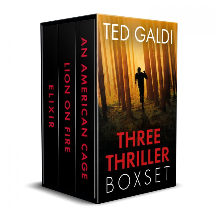 Ted Galdi Boxset