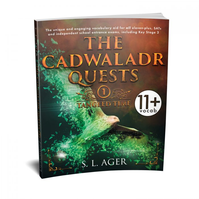 The Cadwaladr Quests Series