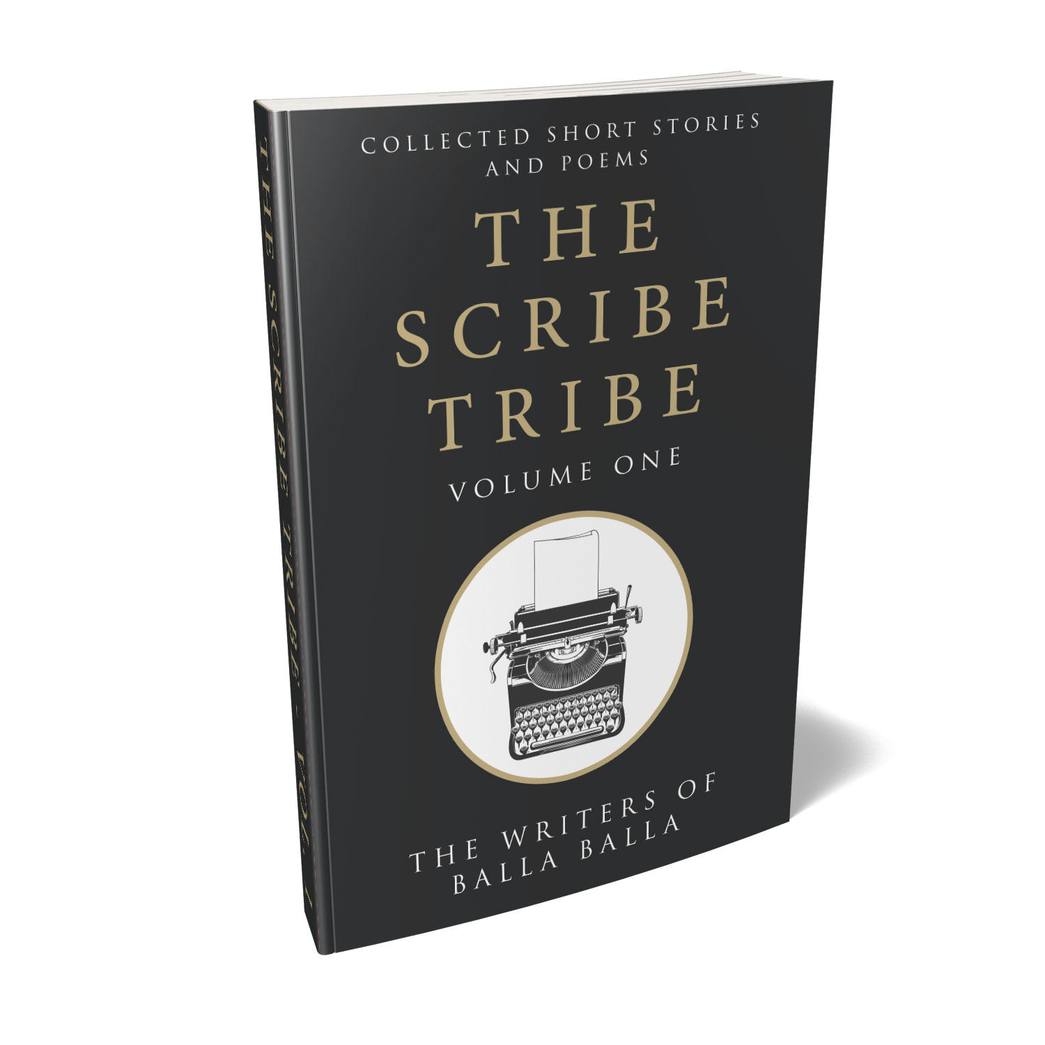 'The Scribe Tribe' is a compendium of short stories by an Australian Writing Group. The cover design and interior manuscript formatting are by Mark Thomas. Learn what Mark could do for your book by visiting coverness.com.