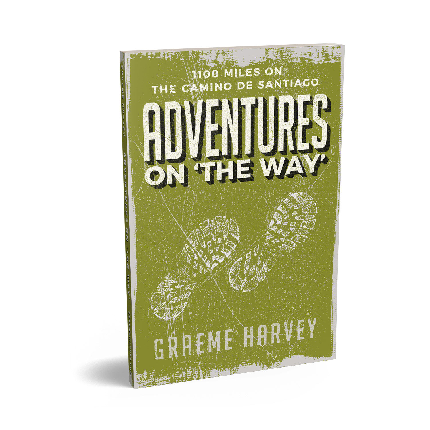 Various books of hiking, walking, running and trekking across some challenging tracts of land. The author is Graeme Harvey. The book cover designs are by Mark Thomas. To learn more about what Mark could do for your book, please visit coverness.com.