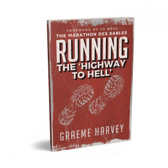 Graeme Harvey Adventure Books