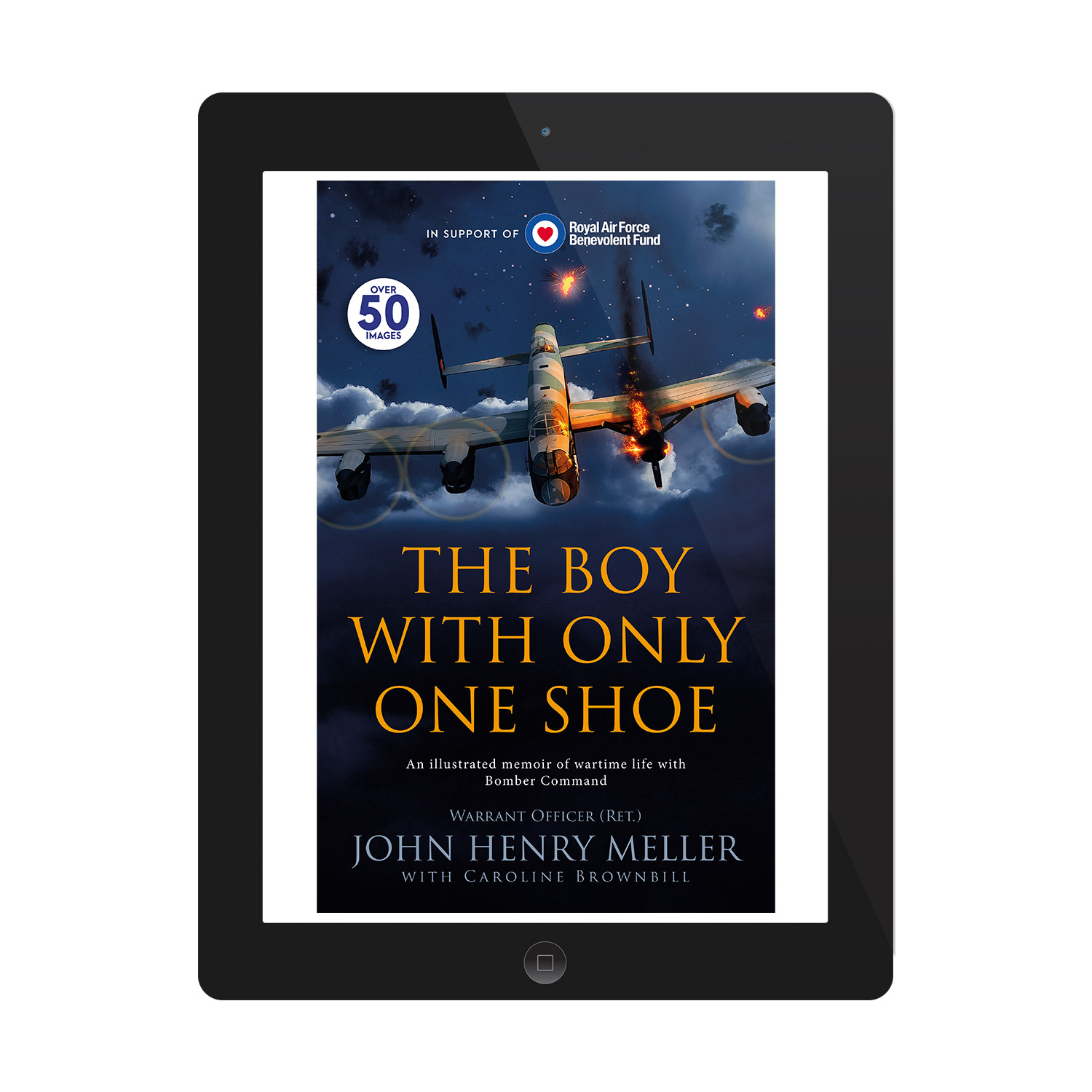 'The Boy With Only One Shoe' is a vivid and affecting memoir of life in RAF Bomber Command during WW2. The authors are John Henry Meller and Caroline Brownbill. The book cover design and interior formatting are by Mark Thomas. To learn more about what Mark could do for your book, please visit coverness.com.